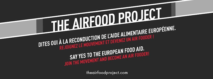 Support the Airfood Project today!