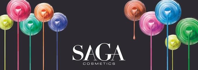 SAGA Cosmetics now in Nice