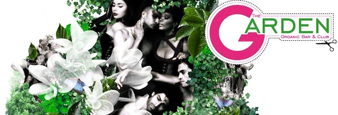 The Garden in Nice, one of the city's hottest new nightspots!