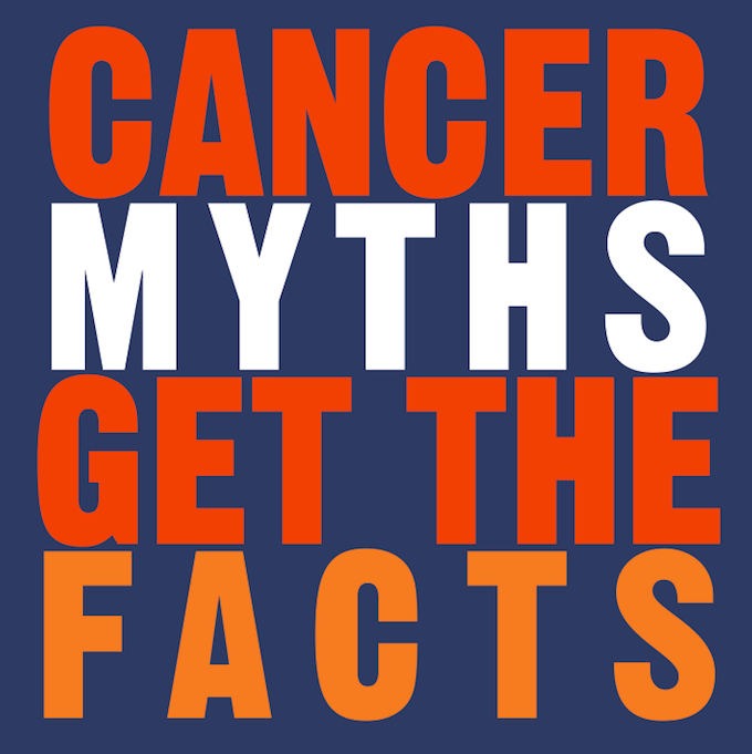 World Cancer Day 2013 - Get the facts and dispel the myths
