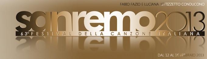 FESTIVAL DELLA CANZONE ITALIANA DI SANREMO 2013