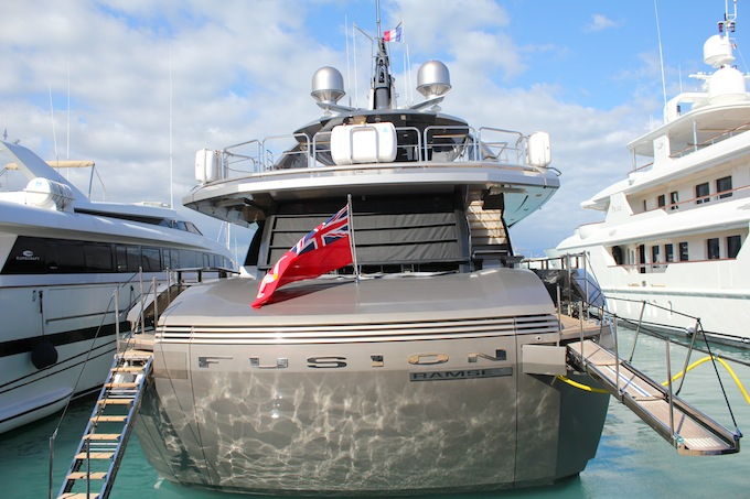 Hop aboard! Antibes Yacht Show 2013