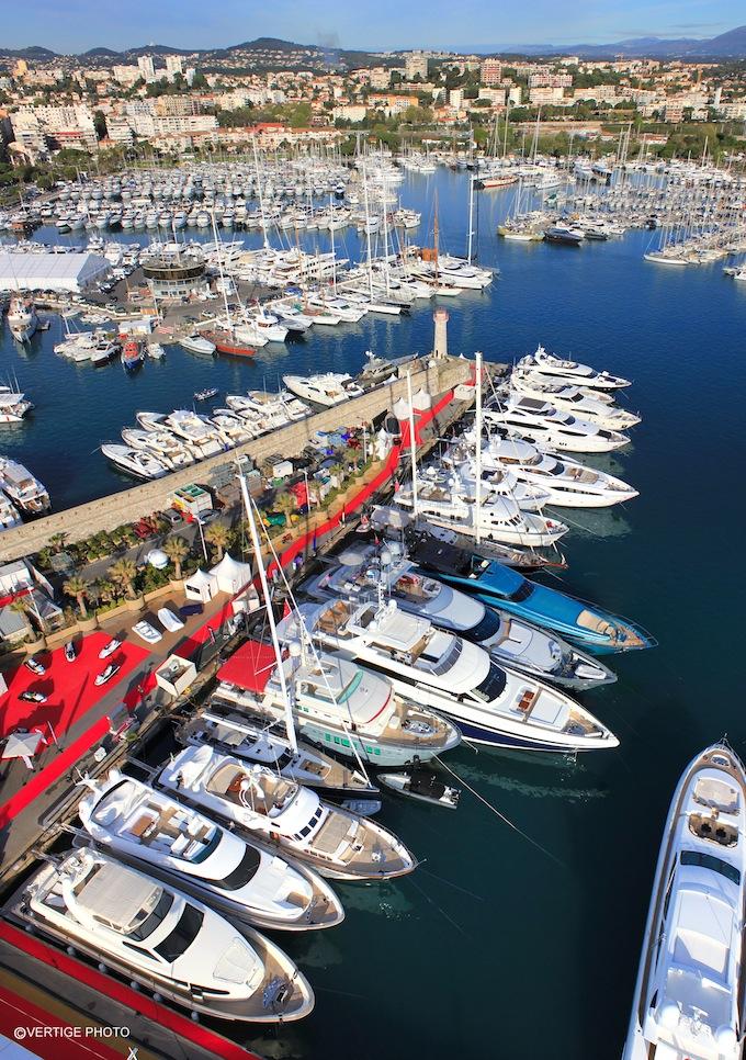 Antibes Yacht Show 2012