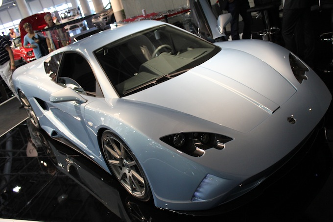 Top Marques Monaco loves its super cars