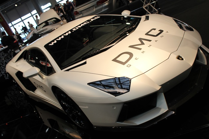 DMC at Top Marques Monaco 2013