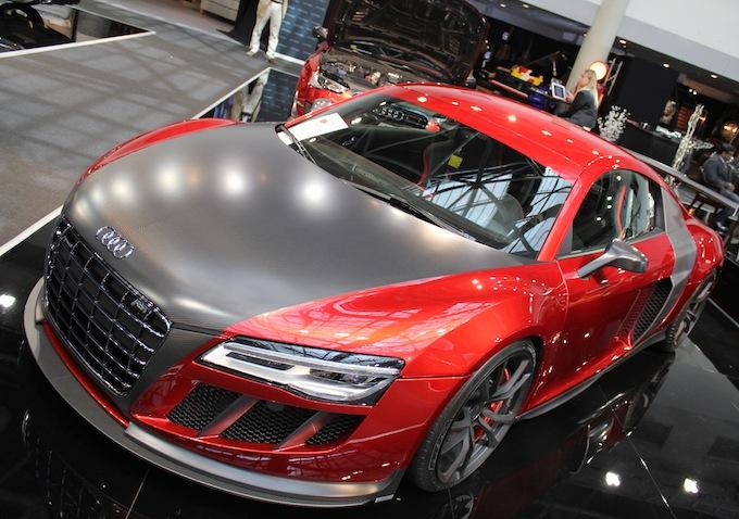 Audi at Top Marques Monaco