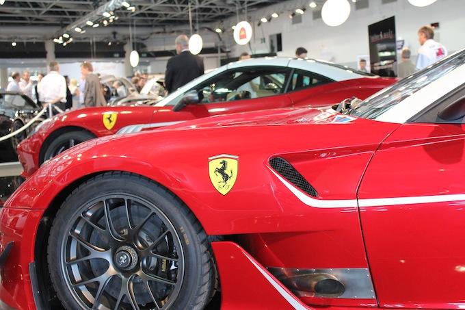 Ferrari at Top Marques Monaco 2013