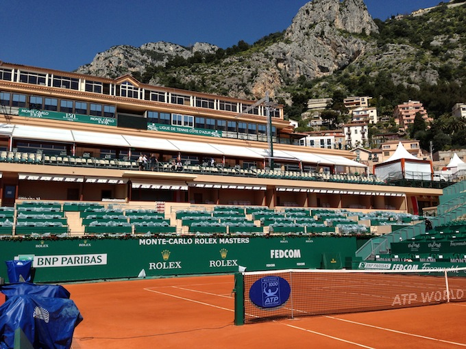 Central Court in Monte-Carlo Country Club