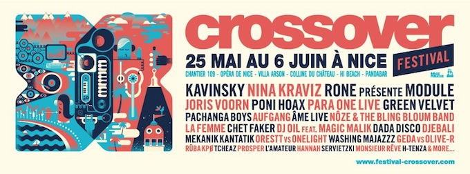Festival Crossover Nice 2013