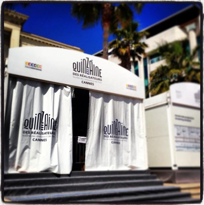 La Qinzaine des Réalisateurs in Cannes 2013