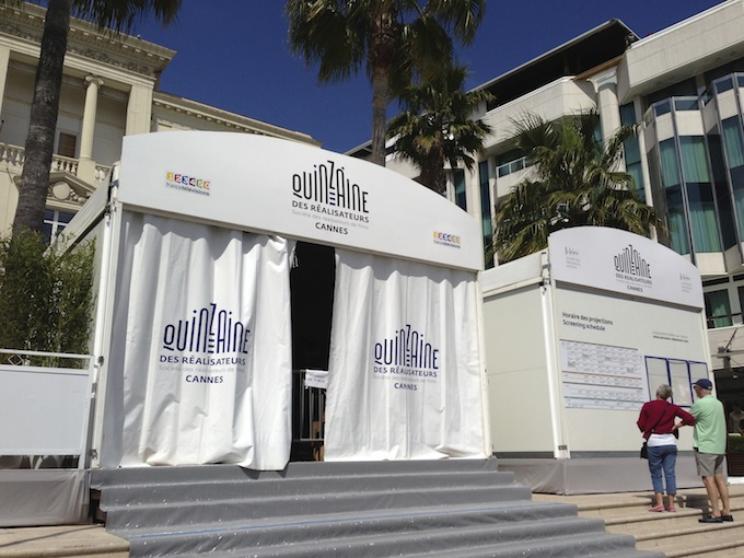 Directors' Fortnight at Festival de Cannes 2013