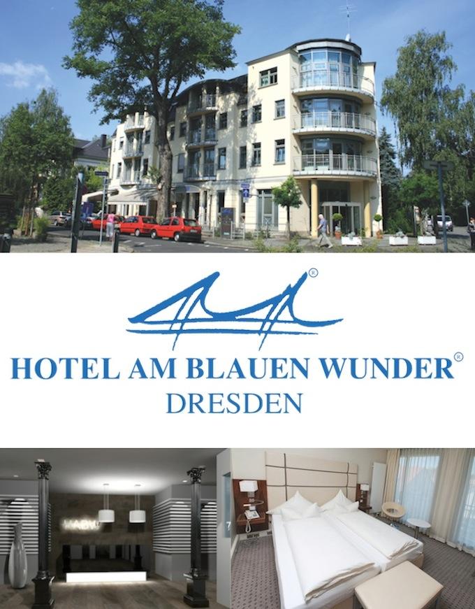 Hotel am Blauen Wunder in Dresden