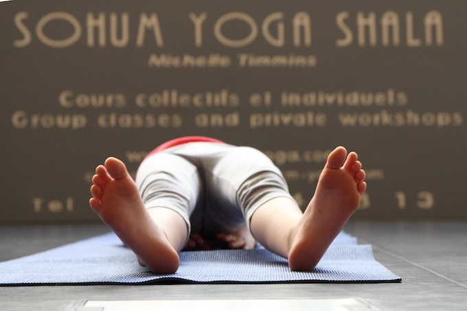 Sohum Yoga in Antibes