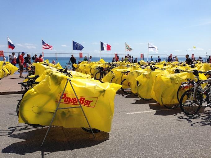 Ironman® France bike park