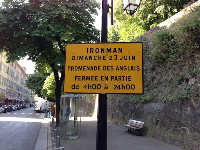 Ironman® France disruptions