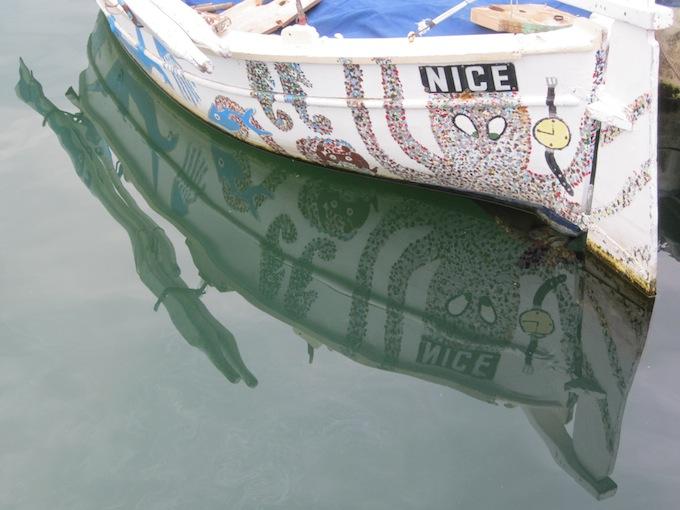 Reflections in Nice Photo Marathon 2013