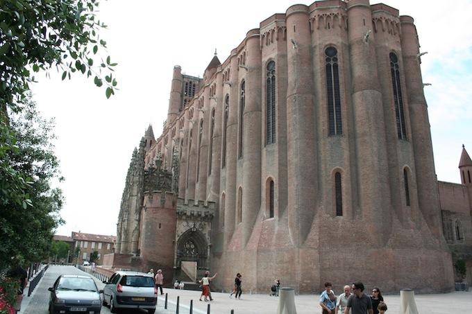 Cathédrale Sainte-Cécile in Albi