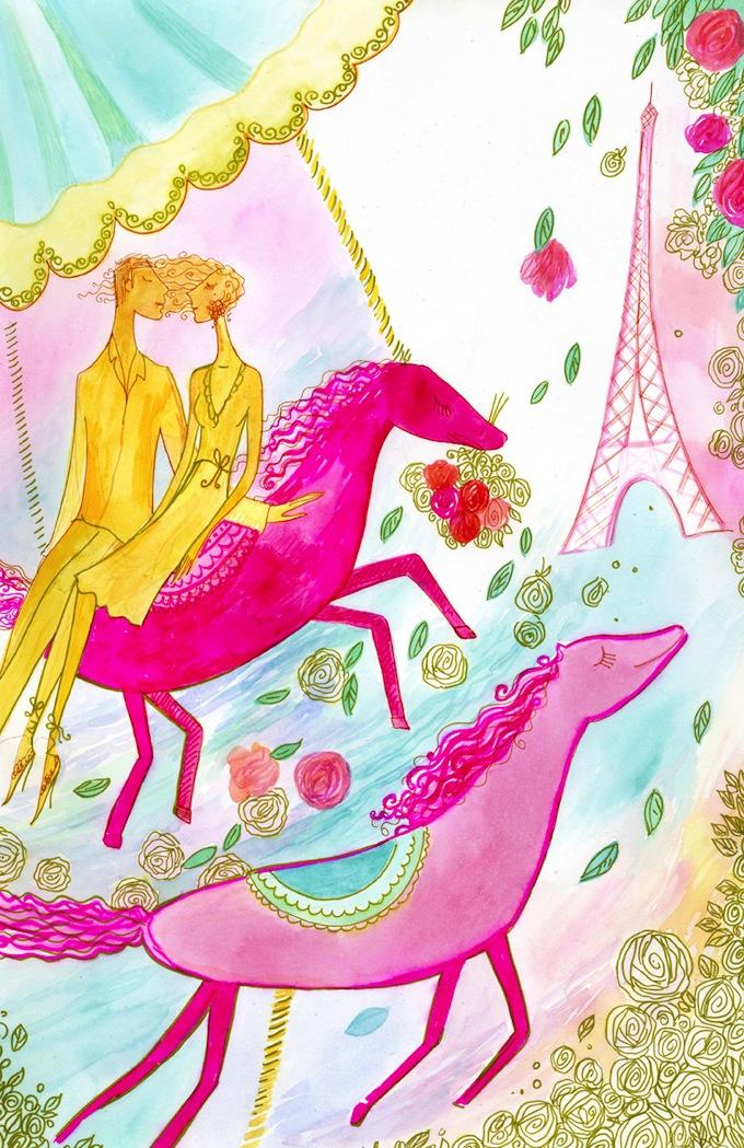 Polo Romance by Daria Jabenko