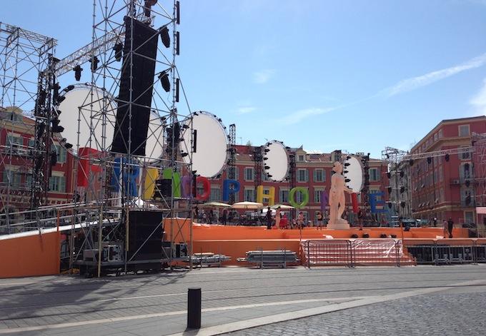 Les Jeux de la Francophonie 2013 in Nice