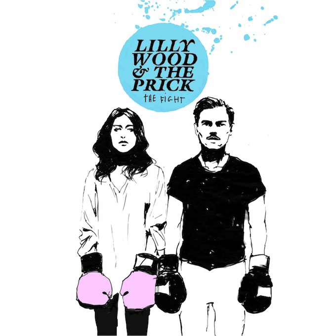 Lilly Wood & the Prick new album The Fight