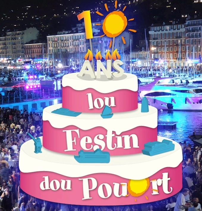 The 2013 Lou Festin dou Pouort in Nice