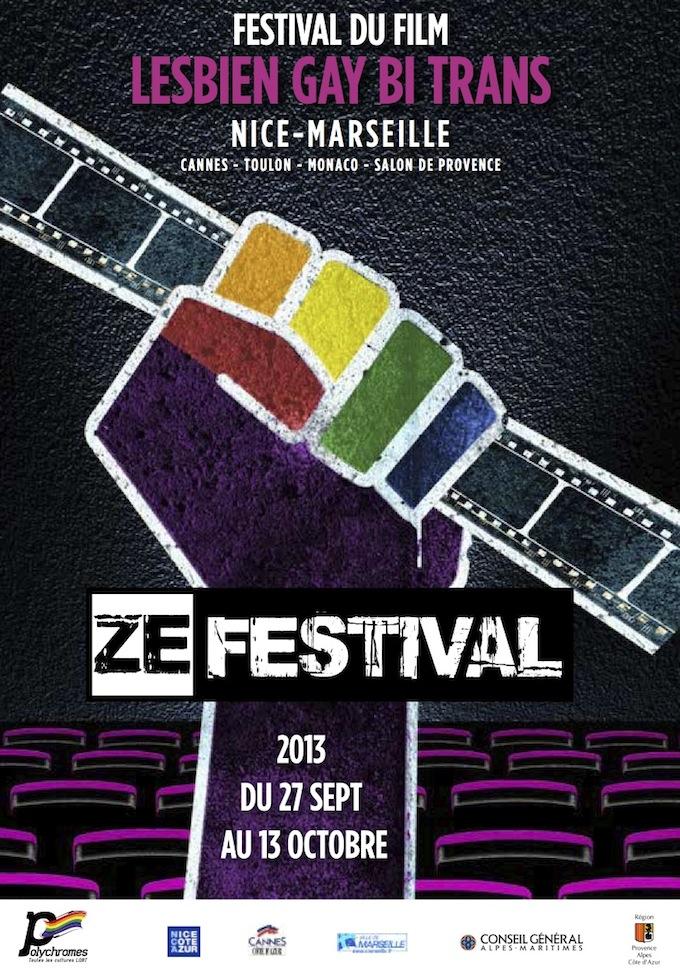 ZeFestival 2013 LGBT film festival