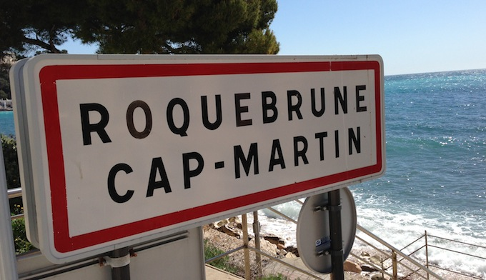 Roquebrune Cap-Martin on the French Riviera