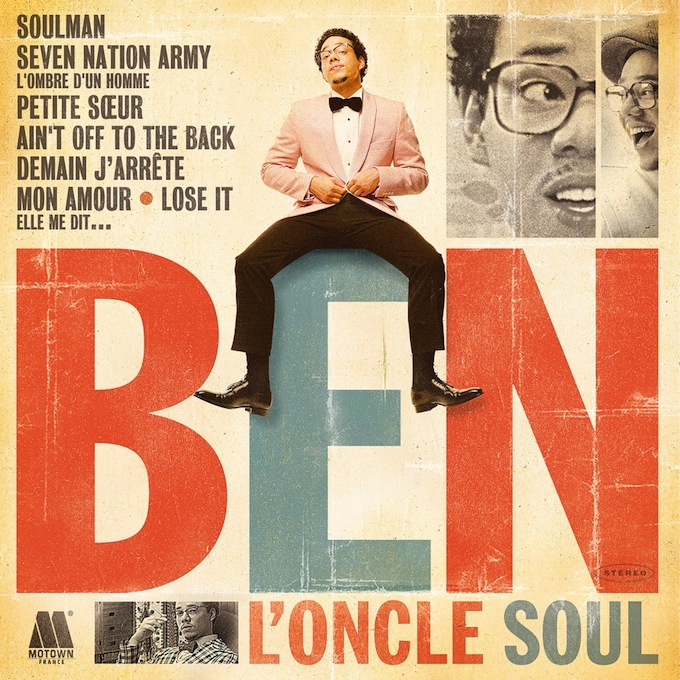The eponymous album from Ben l'Oncle Soul