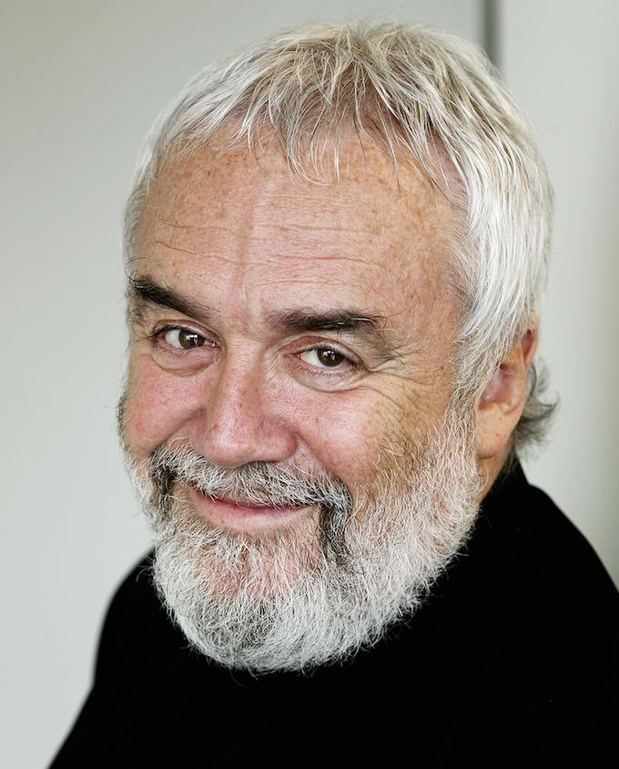Gianluigi Gelmetti - musical director of Orchestre Philharmonique de Monte-Carlo