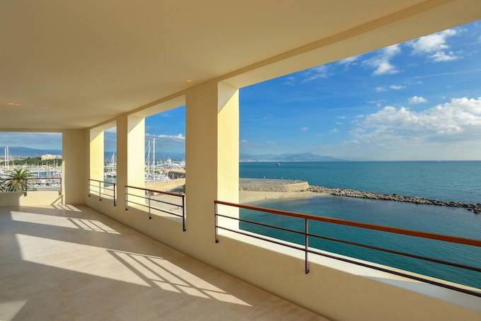Luxury apartment in Antibes by Home Hunts