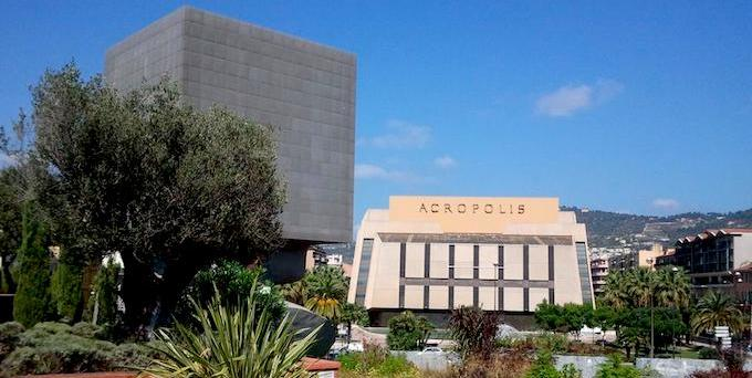 The Acropolis and the Tete Carrée in Nice © RIVIERA BUZZ