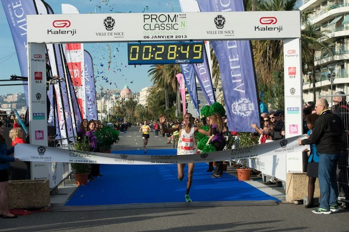 The winner of the 2013 Prom Classic in Nice, French Riviera