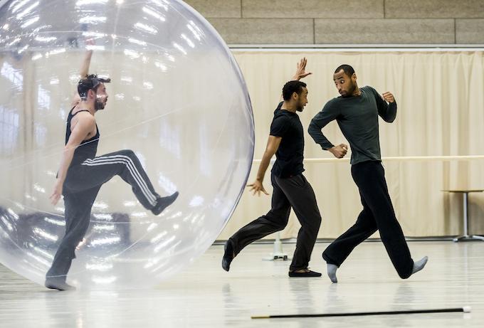 Les Ballets de Monte-Carlo and Casse Noisette 2103