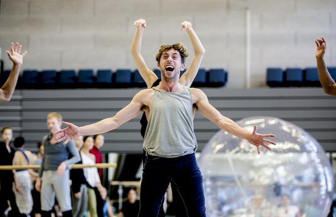 Les Ballets de Monte-Carlo perform Casse Noisette in December 2013