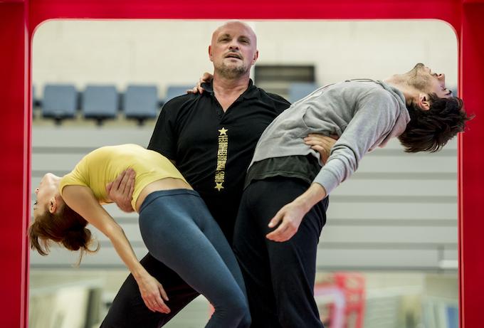 Jean-Christophe Maillot and Les Ballets de Monte-Carlo - Casse Noisette 2103