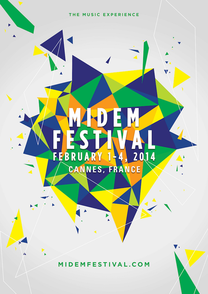 Midem 2014 in Cannes
