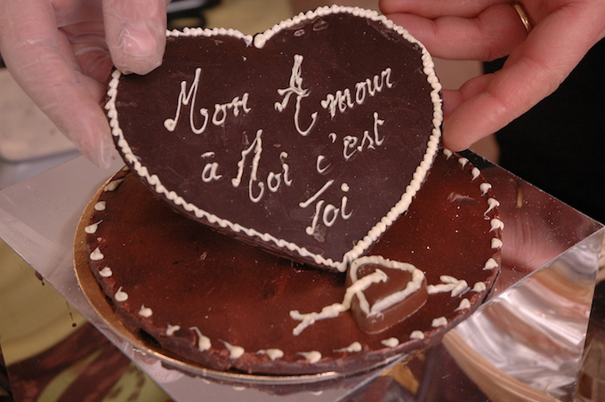 Pain, Amour et Chocolat is back in Antibes February 2014