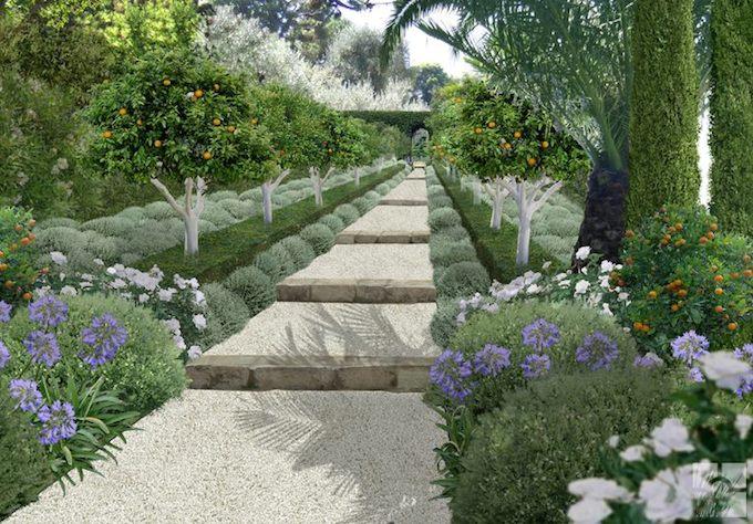 Garden design by Riviera Gardens