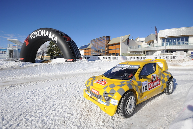 Trophée Andros in Isola 2000 this January 2014