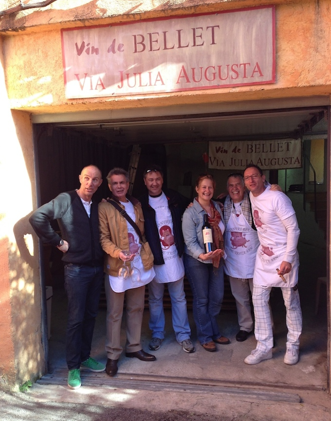 La Confreria de Tasta Vin de Monaco