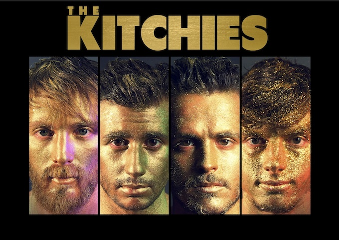 The Kitchies - musical group from Nice, France