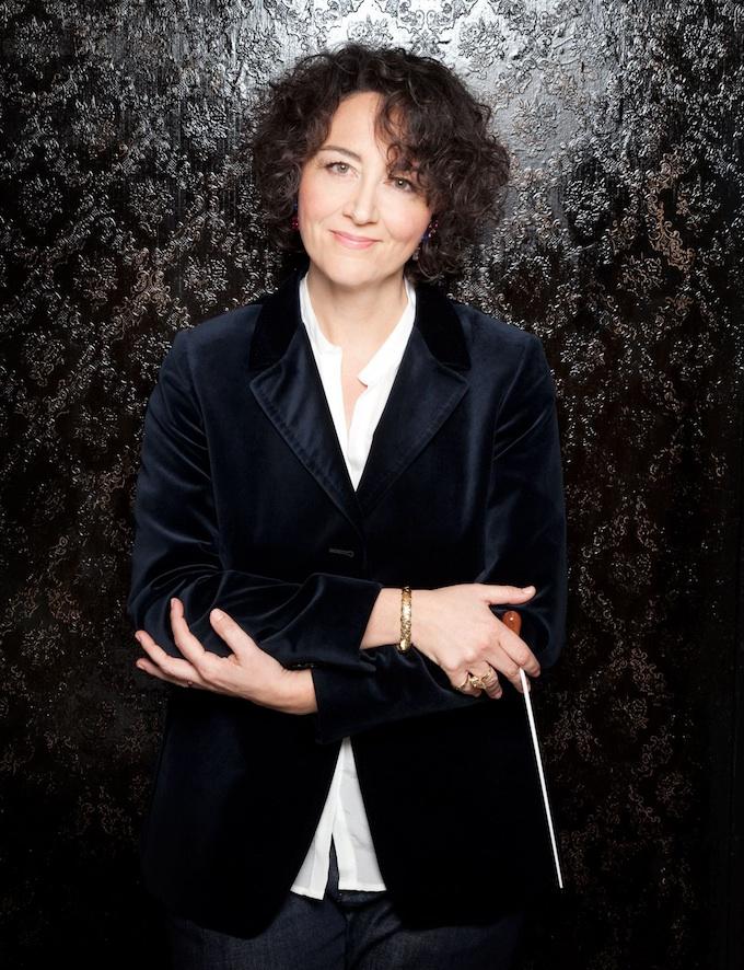 Nathalie Stutzmann conducts the Orchestre Philharmonique de Monte-Carlo