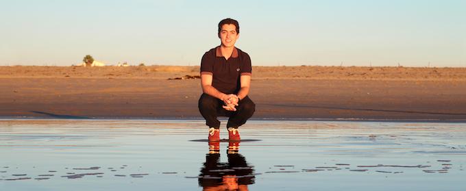 Nicolas Técher, young film composer in LA