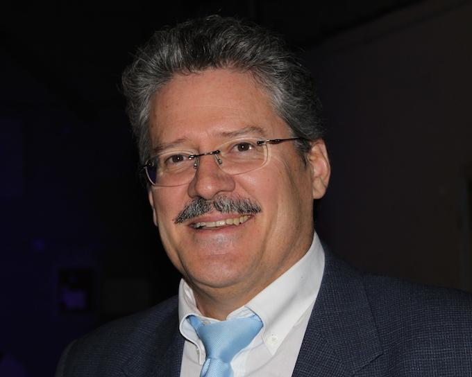 David Johnson of the International School of Nice