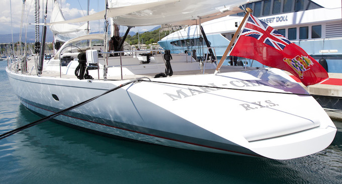 More boats at the 2014 Antibes Yacht Show