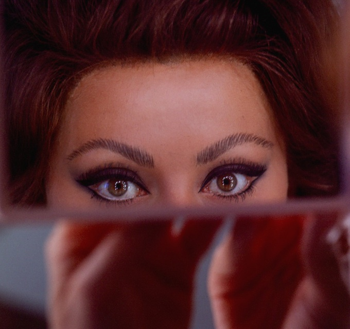 Sophia Loren photographed by Chiara Samugheo