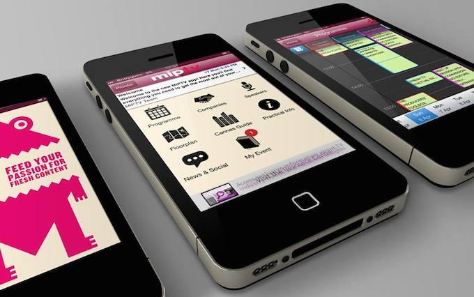 MIPTV app 2014