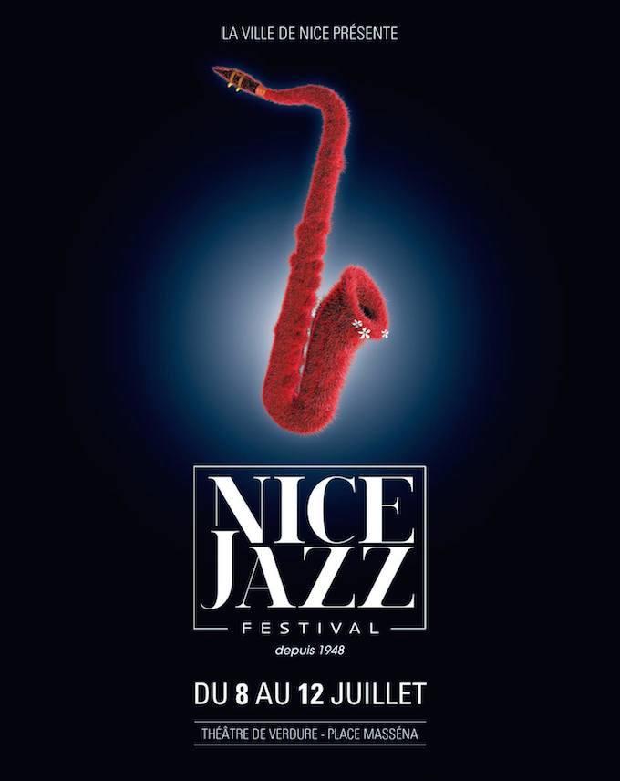 Nice Jazz Festival 2014 poster
