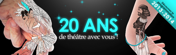 Happy 20th Birthday, Théâtre de la Cité in Nice!