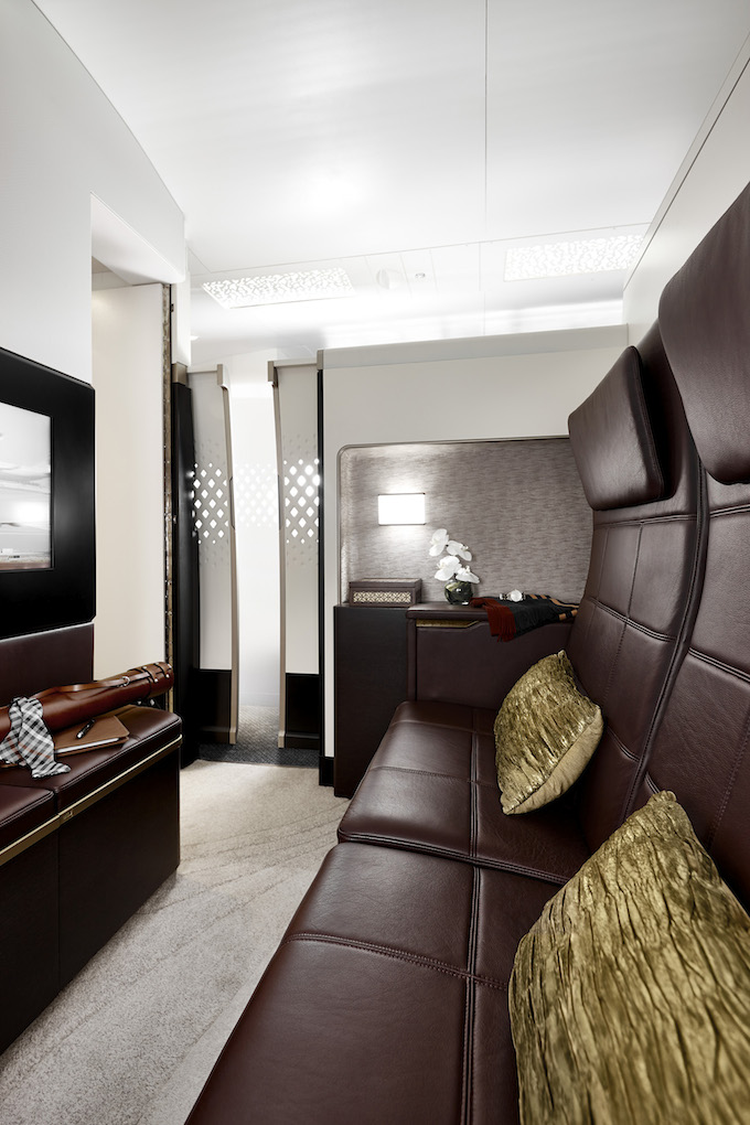 More of the interior of The Residence by Etihad™